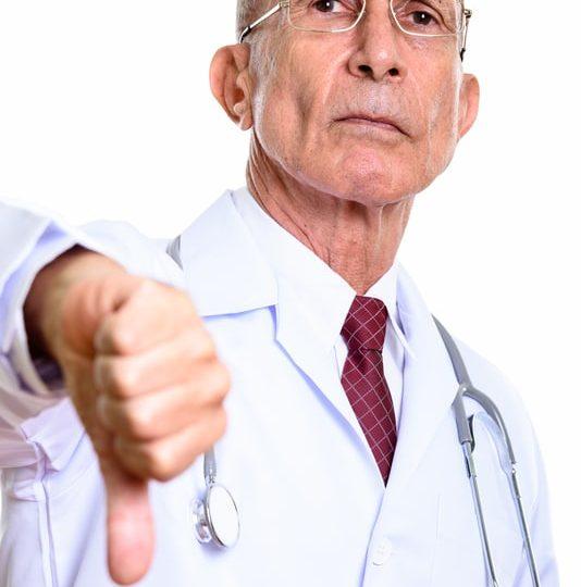 Welke houding heeft uw arts tegenover vitaminen?
