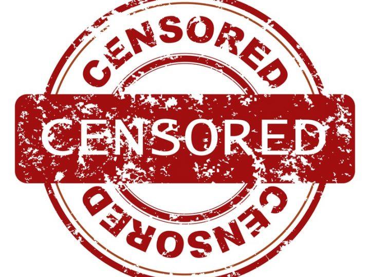 Dit is toch niet de tijd voor Censuur op vitaminen & mineralen?